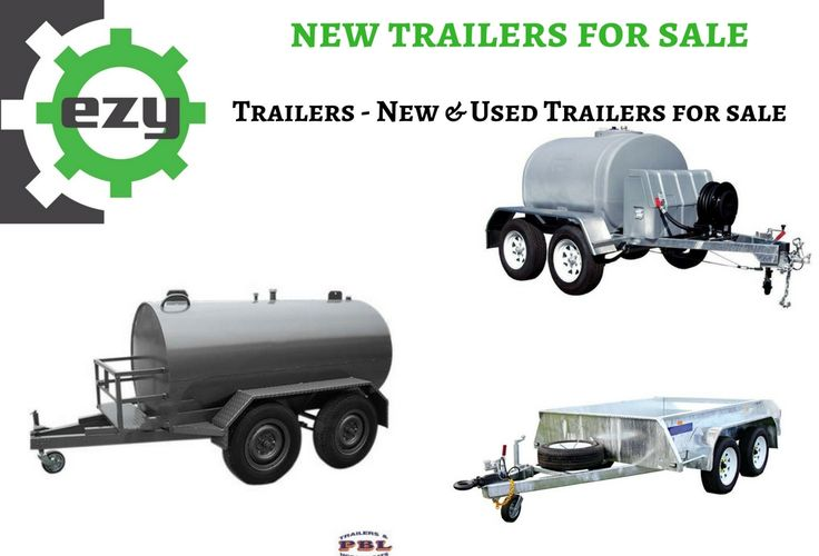 Looking for brand New Trailers for Sale in Australia, And Don't miss the great range of New Trailers for Sale.