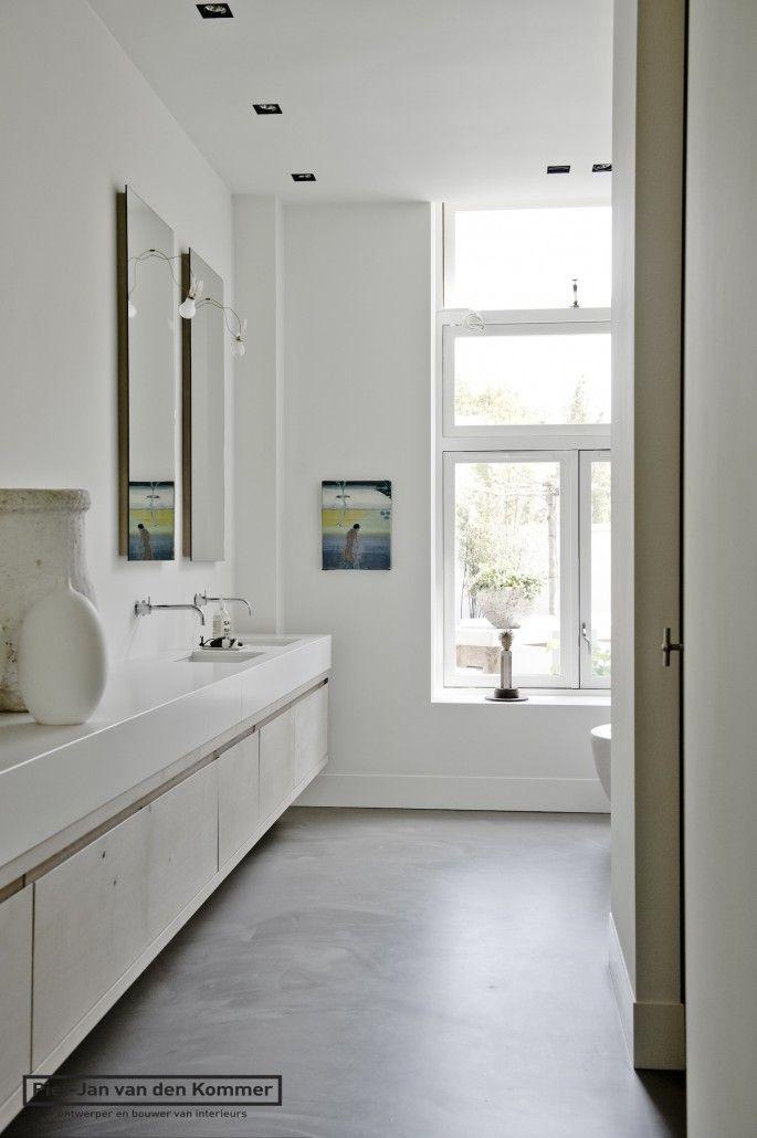 Luxe appartement - badkamer3