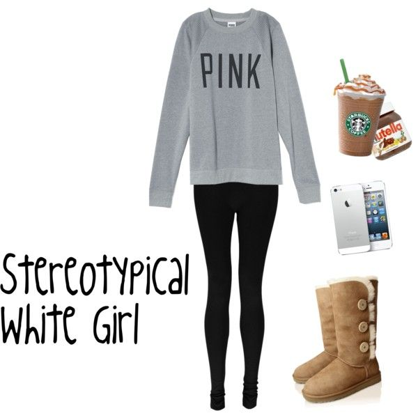Stereotypical White Girlso true though gh.