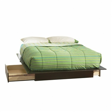 bed beds queen dining com kitchen platform alsa dp amazon