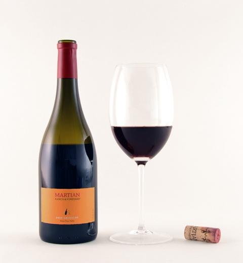 2009 Martian Grenache #wine @helloclubw www.clubw.com