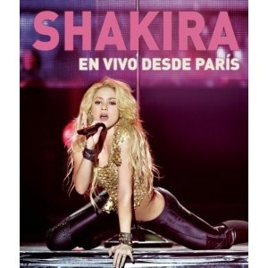 Shakira: En Vivo Desde Paris (DVD) www.amazon.com/...#Repin By:Pinterest++ for iPad#