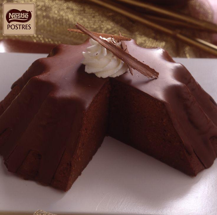 Pastel de chocolate (microondas)