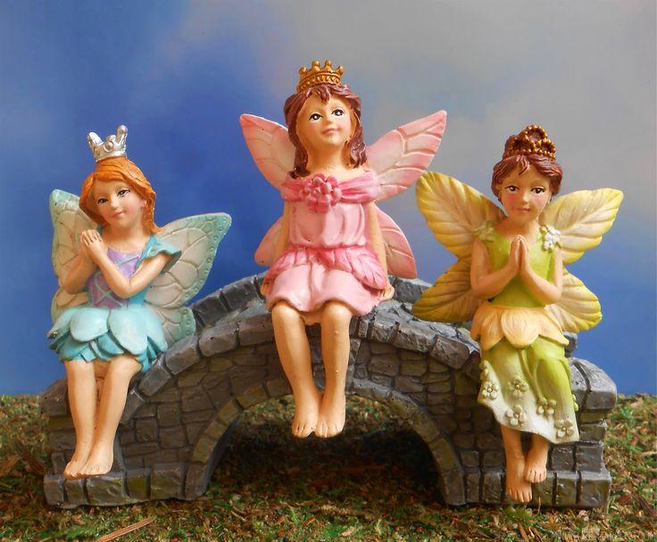 Princess Fairy Garden - Enchanted Gardens