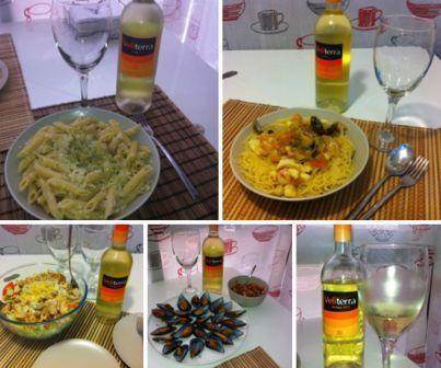 maridajes que ya hemos hecho con este #vino #verdejo #Veliterra