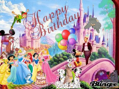 Disney Birthday Quotes. QuotesGram by @quotesgram