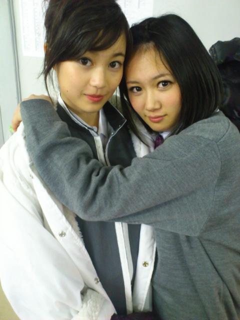 乃木坂46 (nogizaka46) Ikuta Erika (生田絵梨花) Nagashima Seira (永島聖羅)