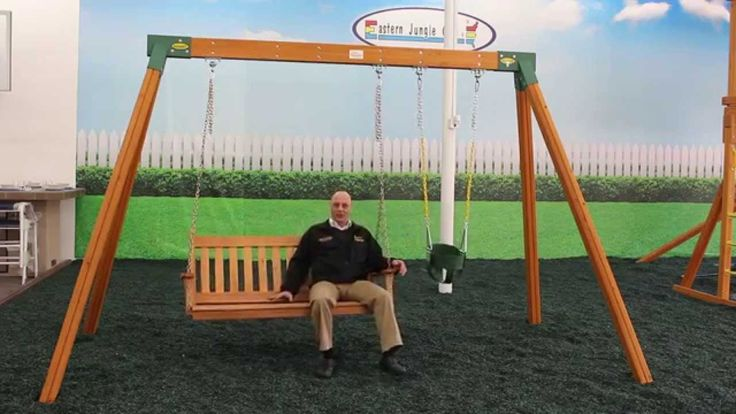 17 best images about classic swing sets on pinterest the for Diy adult swing set