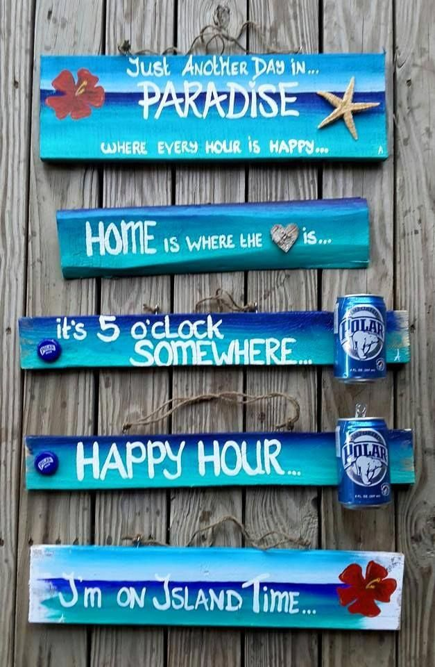 Beach Signs Etsy Beachsigns In 2020 Beach Signs Diy Wood Signs Patio Signs