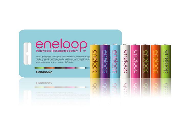 eneloop tones tropical | Battery | Beitragsdetails | iF ONLINE EXHIBITION