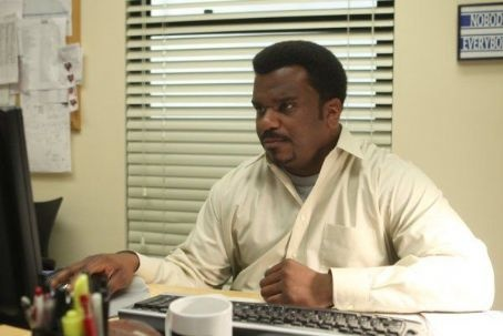 Darryl Philbin - The Office Craig Robinson