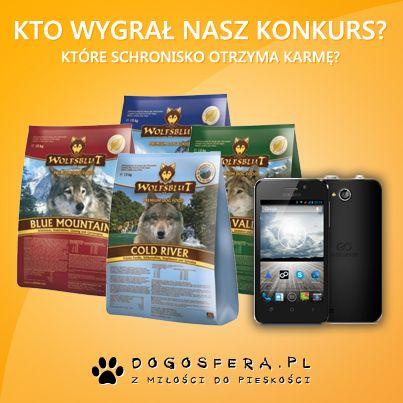 Dogosfera.pl - baner konkursowy
