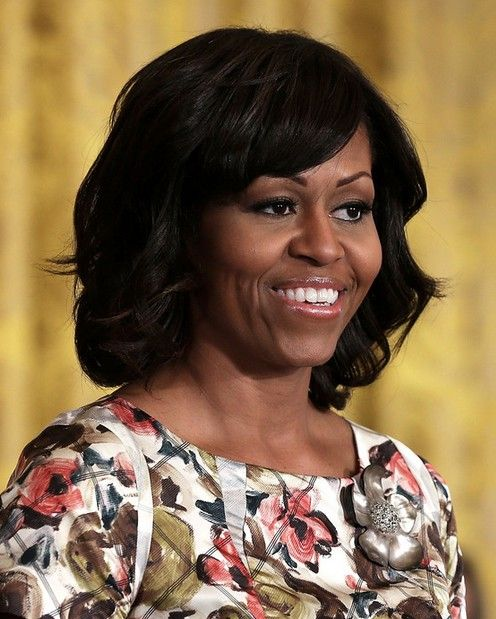 Michelle Obama's Birthday 2015 – Venancia Hopkins