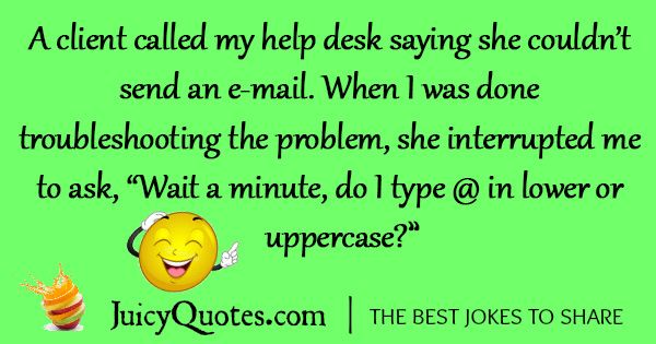 Funny Computer Joke - 3