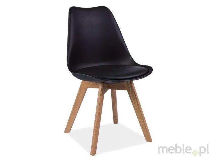 Krzesło KRIS dostępne w 4 kolorach, Signal - Meble