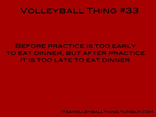 Every single night...