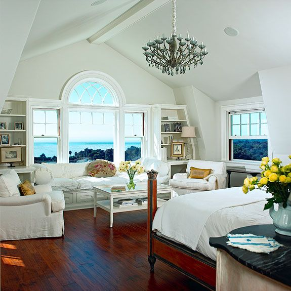 Yes, this is a bedroom..LOVE
