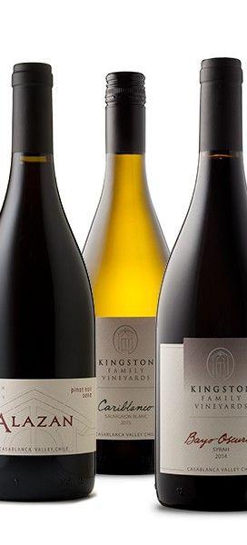 James Beard Dinner Wine Set from Kingston Family Vineyards, crave!