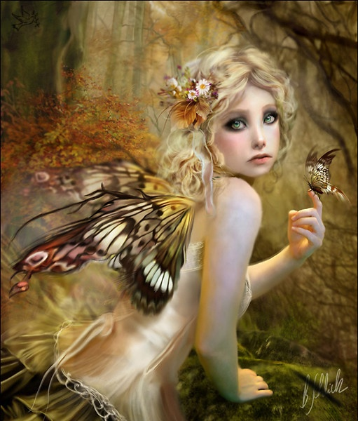 Fairy by Lunaesp  - #thesims #fairy #fairies #fantasy_art: Angel, Magic, Butterflies, Fantasy Art, Fairy, Faeries, Bent Schlick, Fantasyart, Fairies Tales