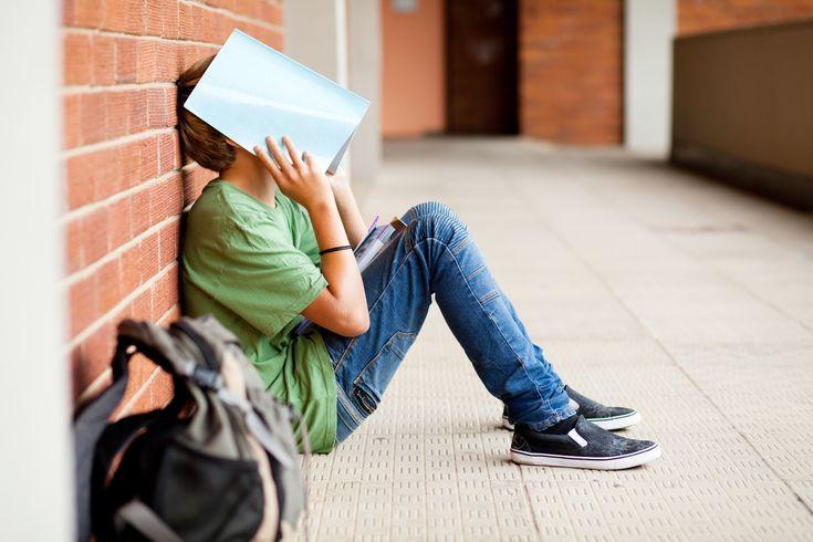 Anxiété au primaire et dépression au secondaire