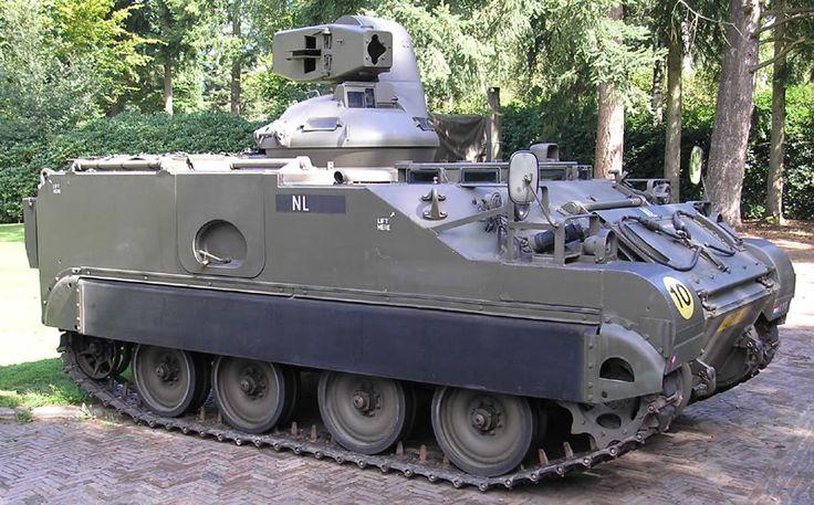 M113 C&V Dutch Army