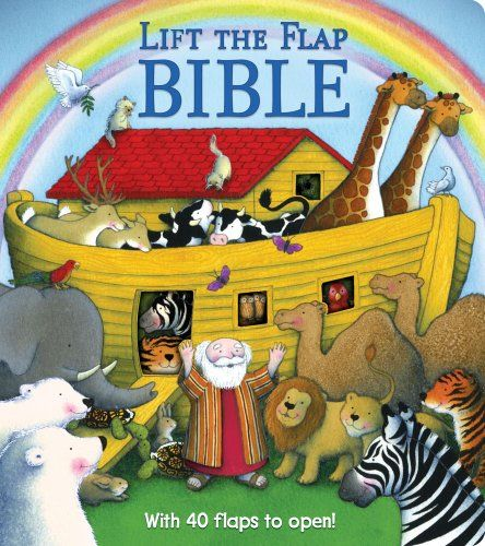 Lift-the-Flap Bible: Sally Lloyd Jones, Tracey Moroney: 9780794422783: AmazonSmile: Books