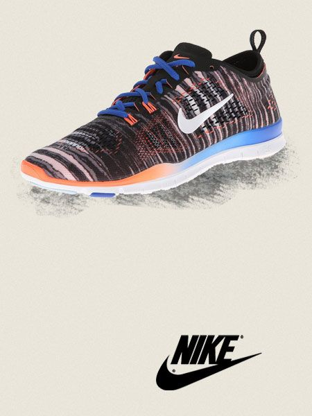 Nike Free 5.0 TR Fit 4 Print Women's Training Shoes
