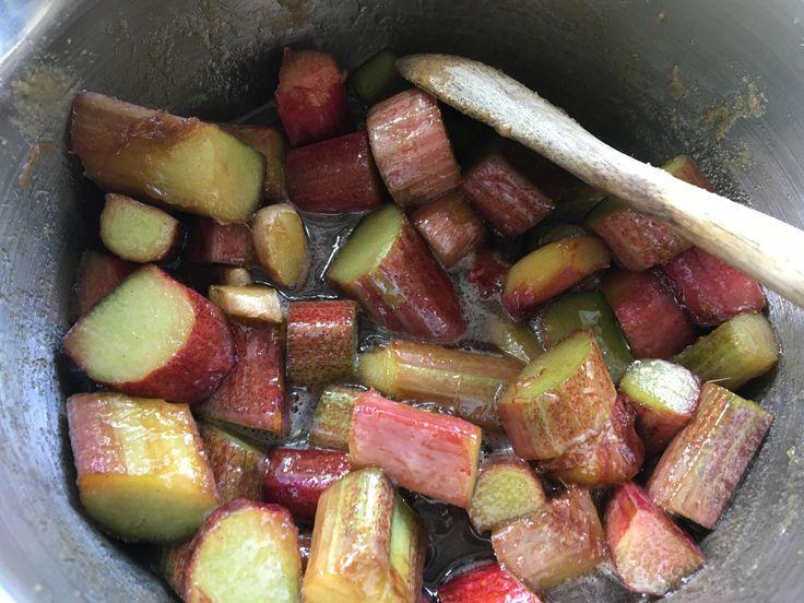 Gastronomic Gorman Food Blog Rhubarb Ginger Gin Recipe