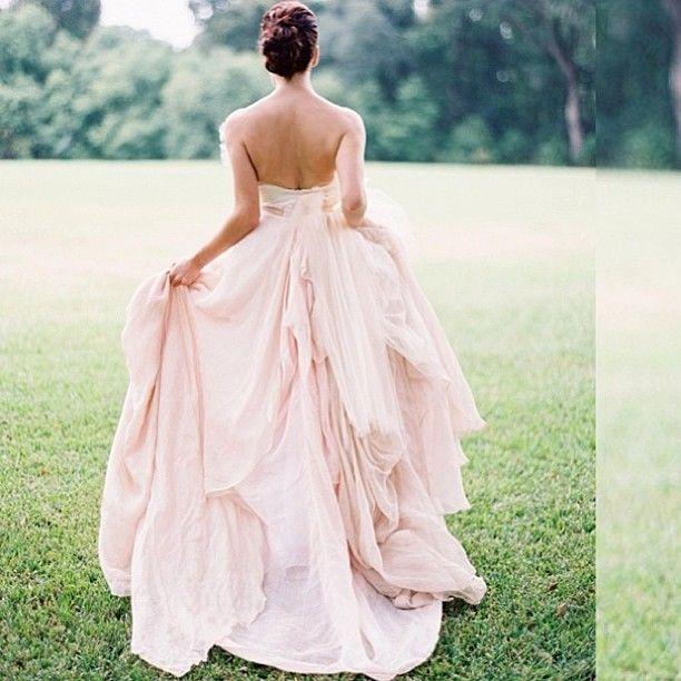 Blush Dress !!! (Back)