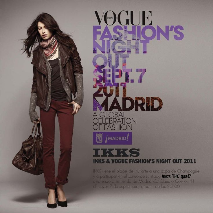 "Wintour's ""Fashion Night"" initiative was launched in 2009 with the intention of kickstarting the economy following the Financial collapse of 2007–2008, by drawing people back into the retail environment and donating proceeds to various charitable causes. The event was co-hosted by Vogue in 27 cities around the US and 15 countries worldwide"