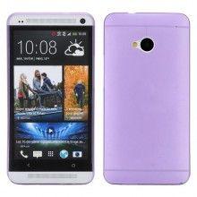 Carcasa HTC One - Ultra fina 0.3mm Violeta  $ 10.683,16
