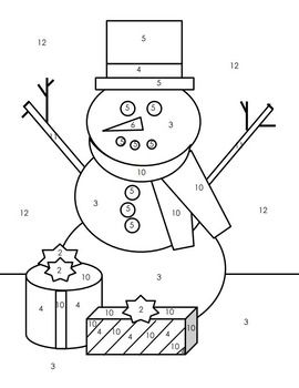 Solving Multi-Step Equations(Holiday Coloring Activity)
