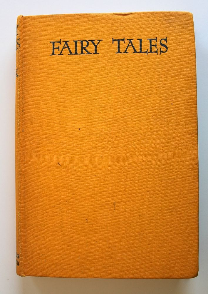 Fairy Tales With One Extra as a Makeweight 1942 Karel & Joseph Capek…
