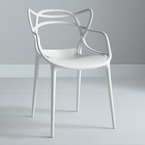 Buy Philippe Starck for Kartell Masters Chair Online at johnlewis.com £141 - this chair is stunning, would work perfectly with our modern decor in an Edwardian house