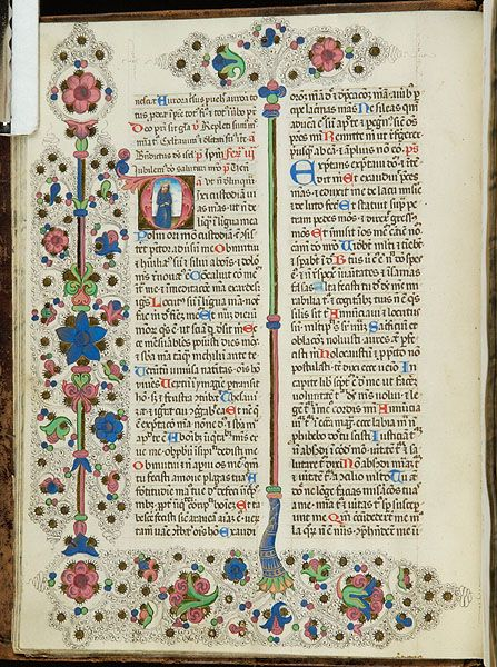 Breviary, MS G.7 fol. 14v - Images from Medieval and Renaissance Manuscripts - The Morgan Library & Museum