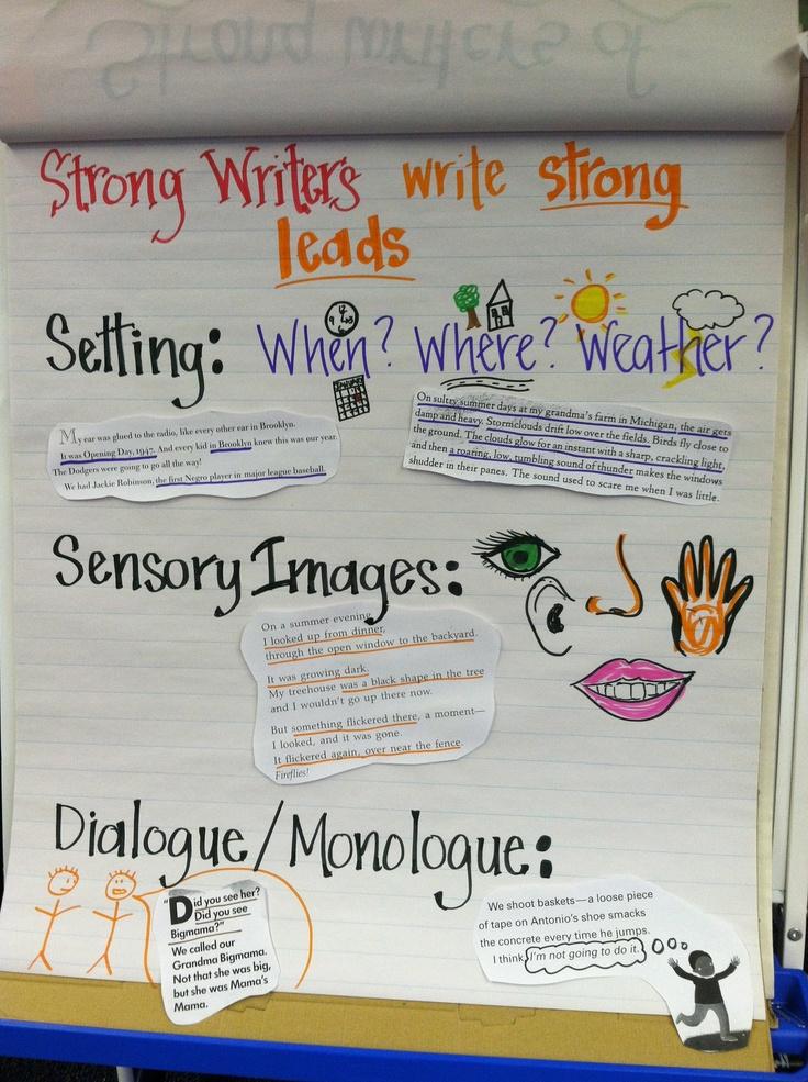 Ideas for personal narrative speech?