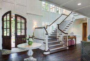 Foyer staircase. Foyer staircase design. Foyer staircase design ideas. Foyer…