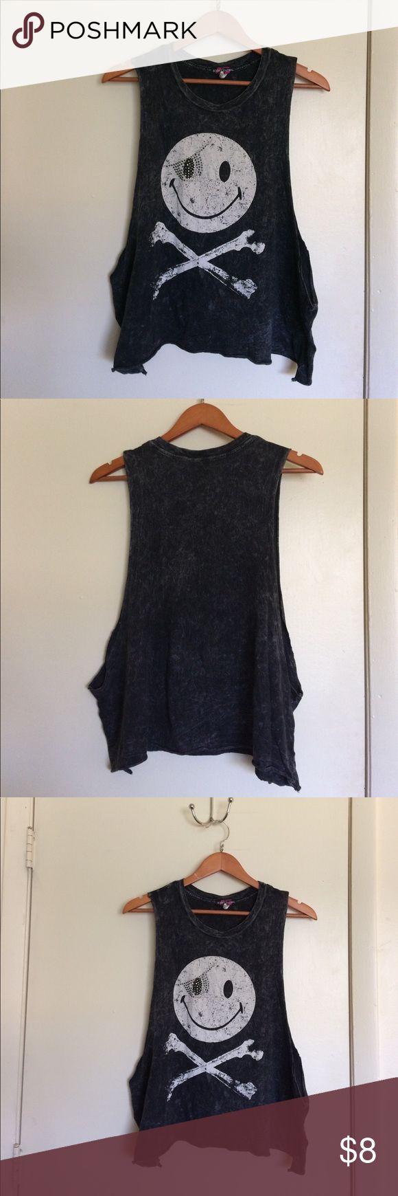 Body Central Muscle Top Size Medium. Body Central Muscle Top Size Medium. Great condition! Super comfortable and light! Body Central Tops Muscle Tees
