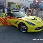After giving cops Ferrari, Dubai offers fire fighters 2014 Stingray Z51 Read more at http://www.rushlane.com/after-giving-cops-ferrari-dubai-1296640.html#SWrjv0qjd8x2OPjR.99