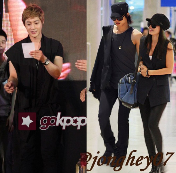 Kim Hyun Joong Jung So Min Dating Real Life
