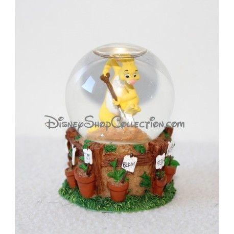 Snow globe Coco lapin DISNEY pelle boule à neige Winnie l'ourson 7 cm
