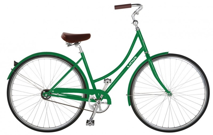 Mon nouveau vélo.  Linus Bikes | Dutchi 1