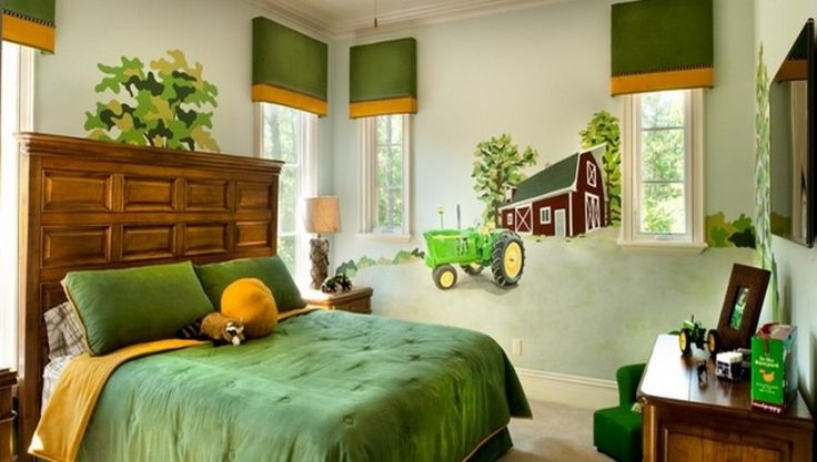 John Deere Kitchen Decor Toddler Room Design Home Ideas