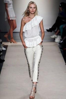 Isabel Marant SS13 JÓ HÍR: nagyon hasonló felsőt a H is beszerezhettek #fashionfave #designer #marant #ss13