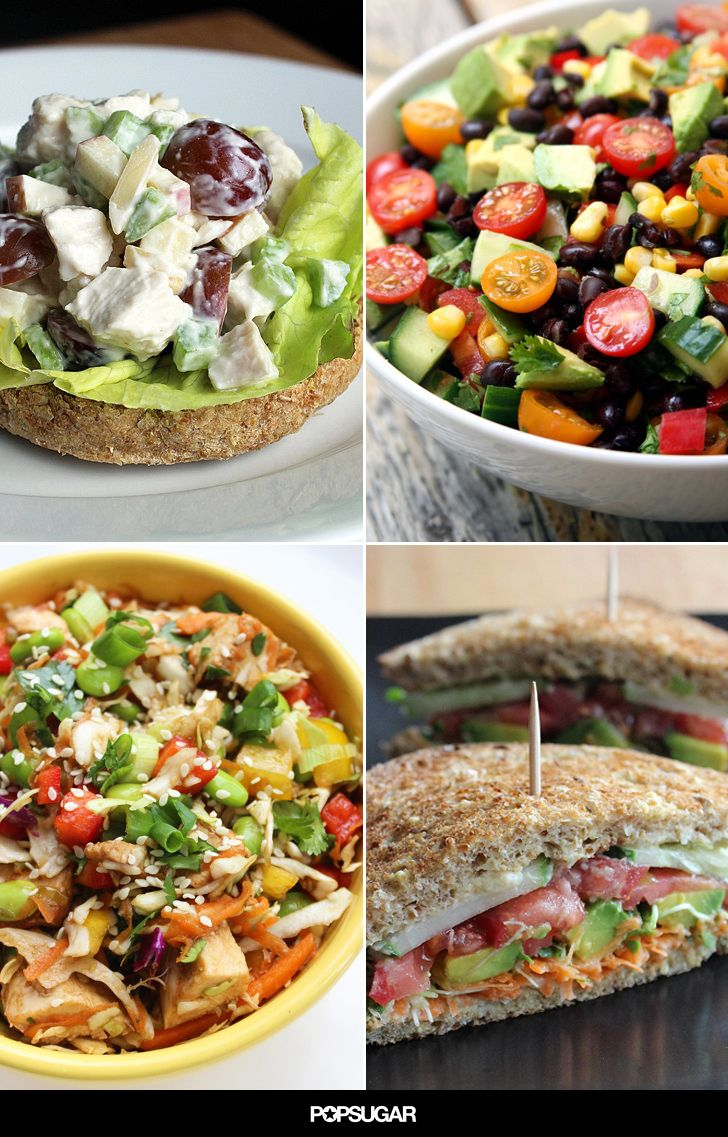 If you're in need of some homemade lunchtime inspiration, here are 32 healthy, filling, and delicious lunch recipes, all 400 calories or fewer.