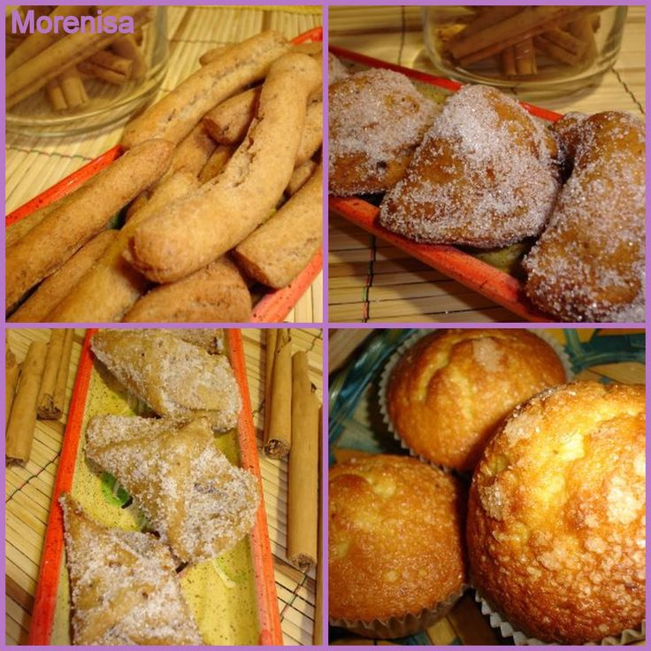 Piñonate y Dulces de Semana Santa