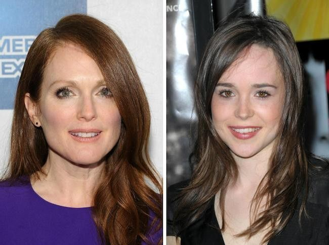 Julianne Moore y Ellen Page juntas en el drama lésbico 'Freeheld'