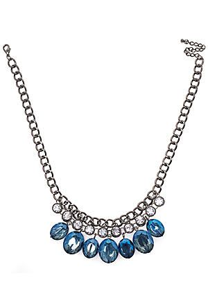 Together Diamante Drop Necklace #kaleidoscope #jewellery