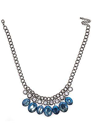 Together Diamante Drop Necklace #kaleidoscope #jewellery