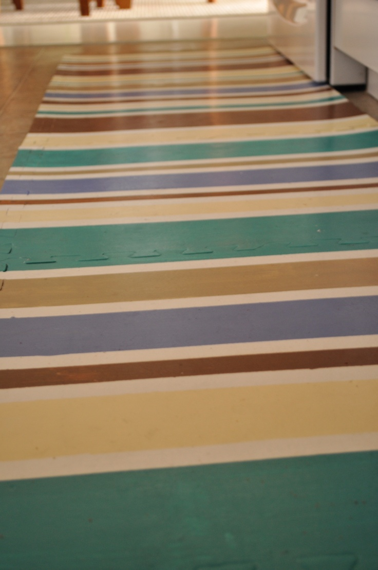 28 Best Images About Painted Floor Mats On Pinterest